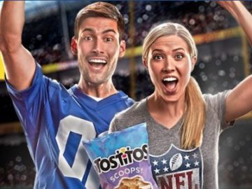 Tostitos Game Day Sweepstakes and Instant Win Game 2019