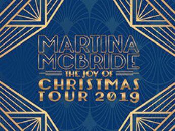 Martina McBride's Joy of Christmas Sweepstakes