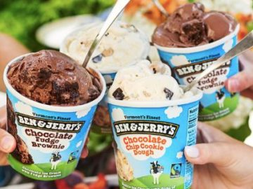Ben & Jerry's On Demand Delivery Sweepstakes