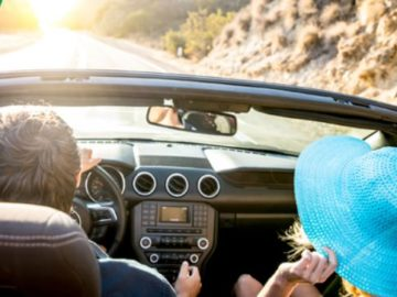 Fall Road Trip Getaway Sweepstakes