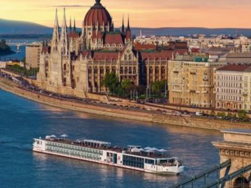 Viking Cruises 2022 or 2023 8-Day Journey Sweepstakes