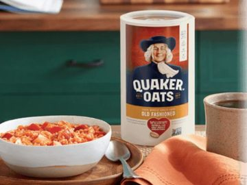Quaker Oats Across America Sweepstakes Recipe Submission
