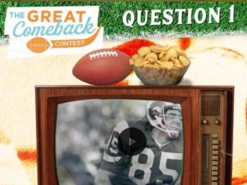 Rudolph Foods Great Comeback Contest