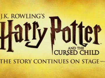 Harry Potter and the Cursed Child Sweepstakes