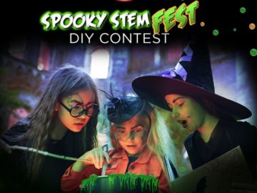 ARM & HAMMER Baking Soda Spooky STEM Fest Contest