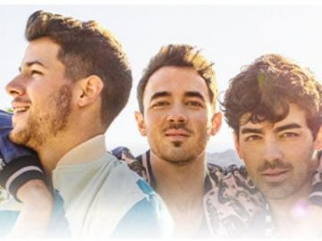Happiness Begins with the Jonas Brothers Sweepstakes