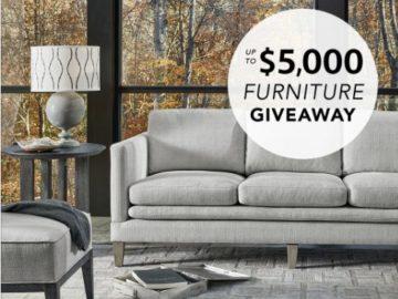 Universal Furniture $5,000 Fall Furniture Giveaway