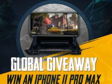 Pubg Mobile iPhone 11 Pro Max Giveaway