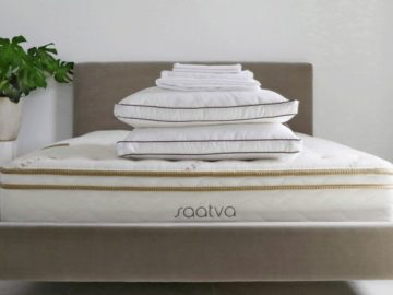 Saatva Bed of Your Dreams Giveaway