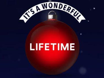 It's A Wonderful Lifetime Bingo Sweepstakes