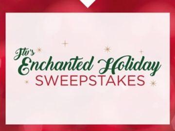 JTV's Enchanted Holiday Sweepstakes