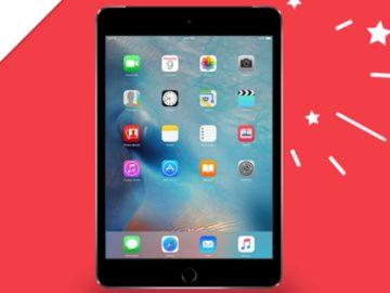 Ellentube Win an Apple iPad Giveaway.