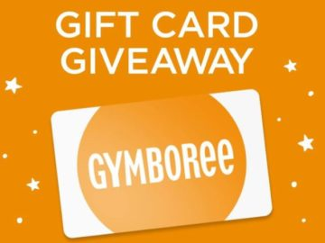 Gymboree Weekly Gift Card Givewaway
