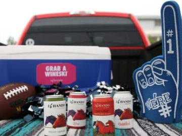 14 Hands Tailgating Giveaway