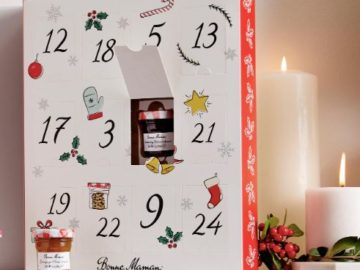 Bonne Maman 2019 Advent Calendar Sweepstakes