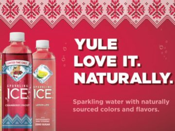 Sparkling Ice Holiday Cash Sweepstakes (Limited States)