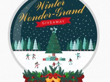 Bloomington Convention & Visitors Bureau 2019 Winter Wonder Grand Sweepstakes