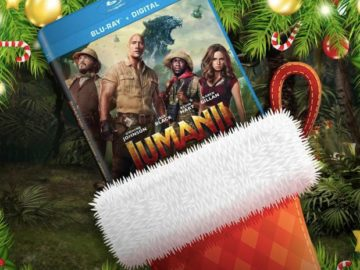 Sony Rewards Jumanji: The Next Level Giveaway