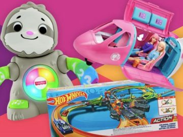 Today Show Stuff We Love Mattel Sweepstakes