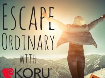 Escape Ordinary with Koru Sweepstakes