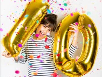 HealthyChildren.org 10th Birthday Sweepstakes