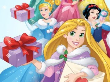 12 Days of Disney Princess Ultimate Holiday Wish List Sweepstakes