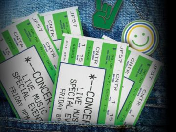 Cricket Wireless' Win Concert Tickets for a Year Sweepstakes