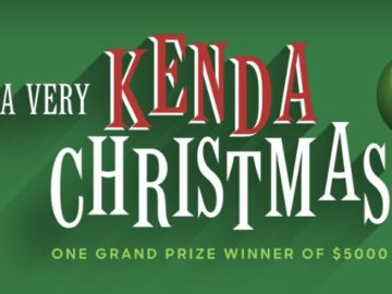 A Very Kenda Christmas 5k Giveaway