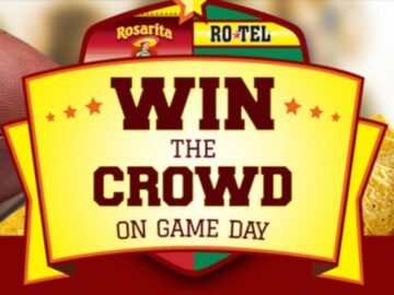 Rosarita Foods Win The Crowd On Basketball Game Day Sweepstakes
