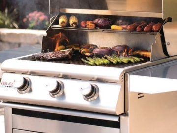 BBQGuys $3,000 Coyote Luxury Pellet Grill Giveaway