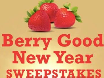 Farm Star Living Berry Good New Year Sweepstakes