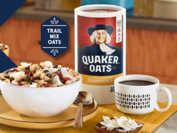Cook With Quaker Sweepstakes (Recipe Submission)