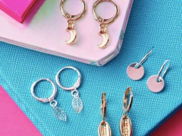 Claire's Earrings 4 Life Sweepstakes (Email entry)