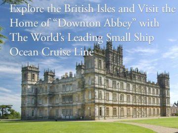 Viking Cruises Q1 2020 British Isles Explorer Sweepstakes (Canada Only)