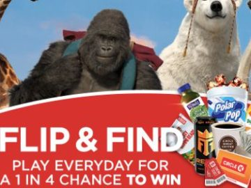 Circle K Flip & Find Sweepstakes