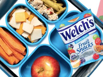 Welch's Fruit Snacks Lunchbox Notes Contest (Photo Upload)