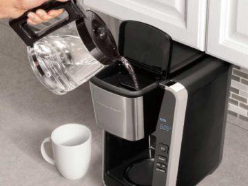 Hamilton Beach Programmable Coffee Maker Giveaway