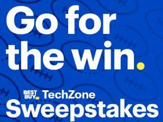 Best Buy Tech Zone 2020 Sweepstakes (Twitter)