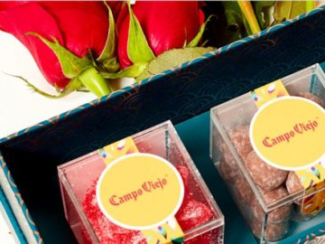 Camp Viejo x Sugarfina Valentine's Day Sweepstakes and Fire Drill