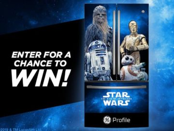 GE Appliances The Force of Innovation Superfan Sweepstakes
