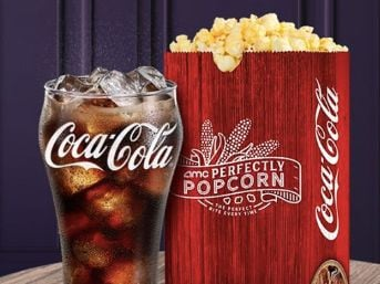 Coca Cola AMC Instant Win