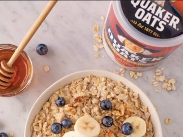 Quaker Feeding America Instant Win Giveaway