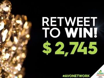 Avocados from Mexico - Win $2,745!  (Twitter)