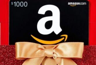 The Beat $1,000 Amazon Gift Card Sweepstakes