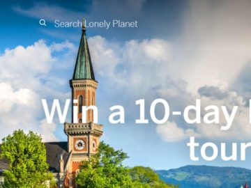 Lonely Planet's 2020 Travel Resolutions Competition