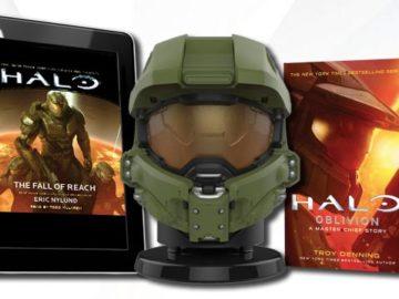 Halo Audiobook Sweepstakes