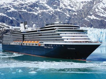 Holland America Line 7-Day Choose Your Cruise 2021 Sweepstakes