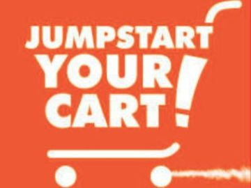 Big Lots Jumpstart Your Cart Sweepstakes (2-Step Entry)
