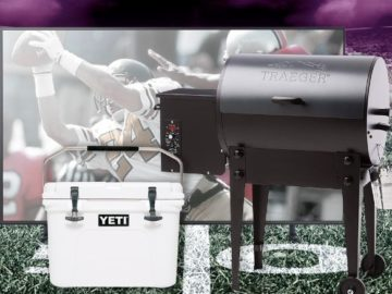Mountain America Ultimate Football Prize Pack Sweepstakes