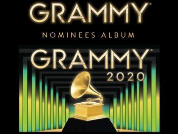 Grammy Nominees Album Presents the Grammy Ticket Sweepstakes